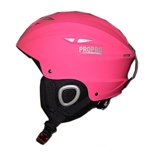 Foritone Luxplus Snowboard and Ski Helmet Warm Windproof Lightweight for Men Women Skiing Snowboarding Skating ,Dual Regulator Ventilation -