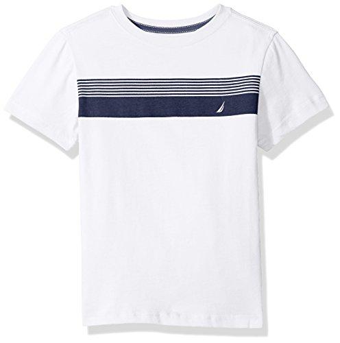 Nautica Chest Stripe Crewneck Shirt