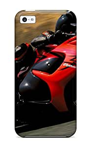 New Arrival Cover Case With Nice Design For Iphone 5c- 2008 Suzuki Hayabusa Speed