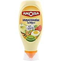 Amora Mayonnaise De Dijon Nature Flacon Souple 710g - Lot de 1