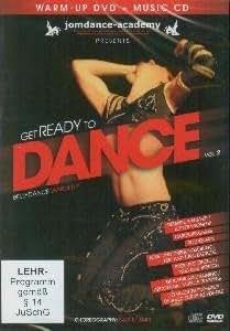 Get Ready to Dance Vol 2 - Bellydance Warm-up