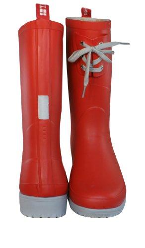 Boots Latex Rouge Wellington Tretorn Femmes Soho fqwInEx7
