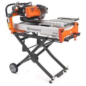 Husqvarna 967318101 TS 70 Tile Saw (1.5 hp, 100-120 V, 10″, 1-ph, 60 Hz) Review