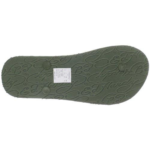 Ed Hardy Donna Beachcomber Flip Flop Camo-11sbc103w