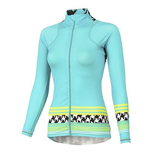 Shebeest Women's Virtue Long Sleeve Cycle Jersey by Shebeest