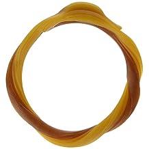 NATURAL POLYMER N-Bone Puppy Teething Ring Pumpkin Flavor, Single