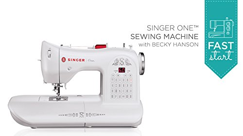 Fast Start - Singer One (Heavyduty Sewing Machine)