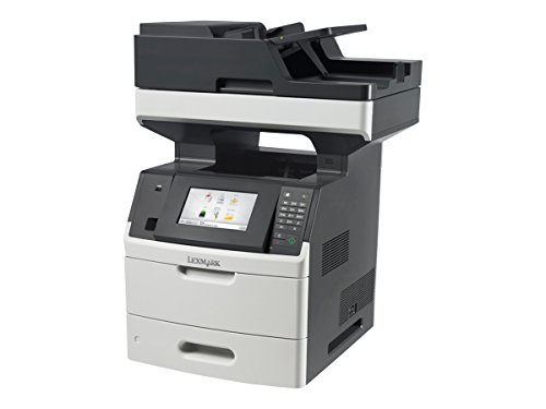 Lexmark MX710DE Monochrome Printer with Scanner, Copier and Fax - 24T7401 ()