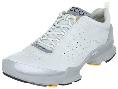 ECCO Women's Biom C 1.1 Running Shoe,Silver Metallic/White,37 EU/6-6.5 M US