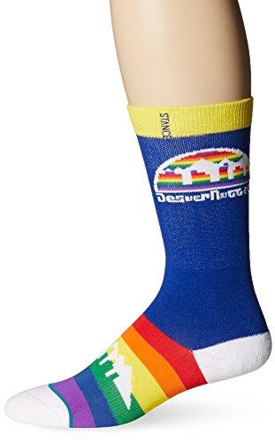 Stance Men's NBA Hardwood Crew Socks – DiZiSports Store