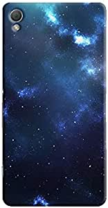 Cover It Up - Star Cloud Blue Space 06 Sony Xperia Z3 Hard Case
