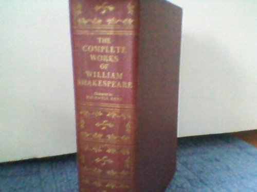 The complete works of William Shakespeare: The Cambridge edition text