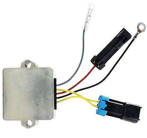 Mercury Voltage Regulator - 9