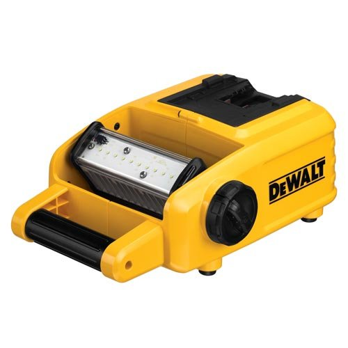 DEWALT DCL061 18V/20V MAX Cordless/Corded LED Worklight