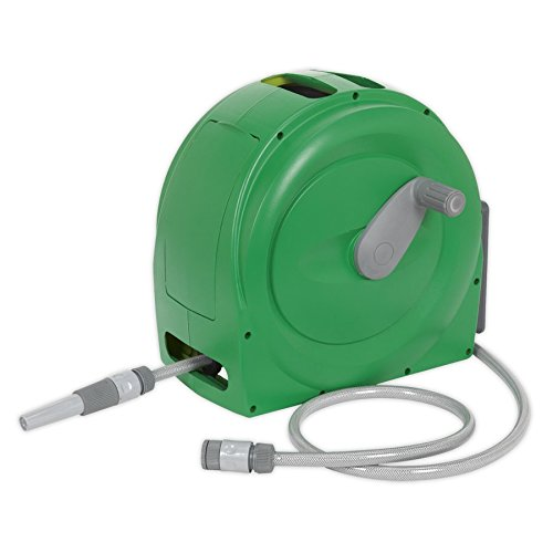 Sealey Water Hose Reel 20mtr by Sealey
