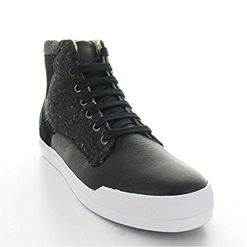 Suede Black 102 Flecked Sneaker 40 Taglia Scarpe B3167 Perry Fred Meynell Lether Uomo Nero Wool qxa4vtU