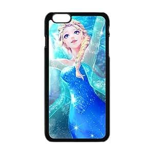 Charming Beautiful Disney Frozen Elsa Design Best Seller High Quality Phone Case For Iphone 6 Plaus