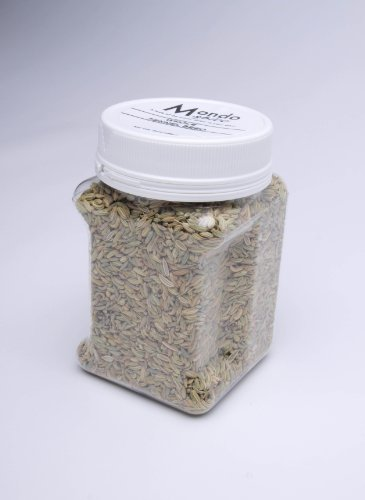 Fennel Seed - 6 Ounce by Mondo Food