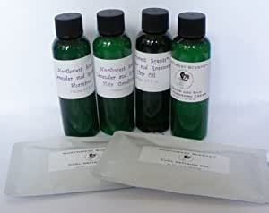 Northwest Scents Curl Defining Sample Kit for Highly Textured Hair