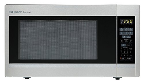 Countertop Microwave ZR551ZS Stainless Cooking