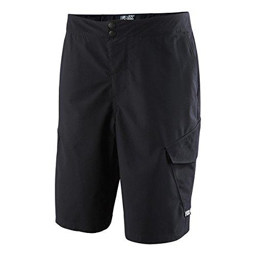 Fox Men's Ranger Cargo 12-Inch Shorts, Black, (Fox Racing Ranger Cargo)