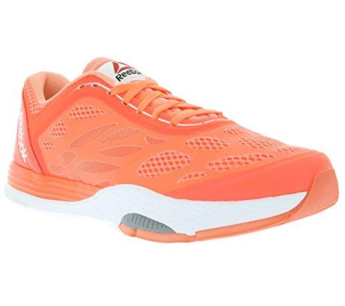 Reebok Cardio Ultra, Women's Indoor Court Shoes Orange