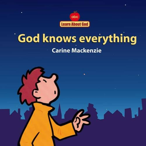 Read Online God Knows Everything Board Book (Learn about God (Board Books)) ebook
