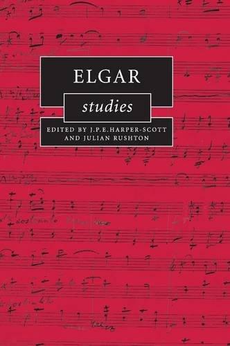 Elgar Studies (Cambridge Composer Studies) by Brand: Cambridge University Press
