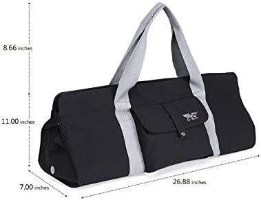 Yoga Mat Carrier Tote Bolsa con Compartimento Principal ...