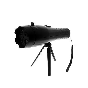 AIMMMY Proyector LED Linterna, Cámara En Mano Juguete Proyector ...