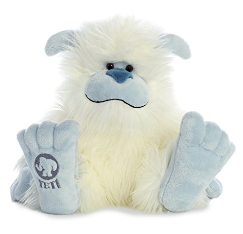 (Aurora Yeti Plush, White)