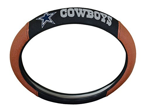 (NFL Dallas Cowboys Steering Wheel Cover)