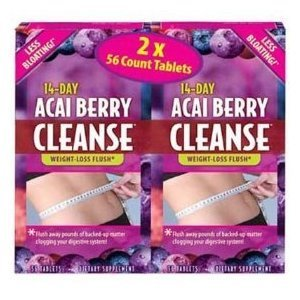 Acai Berry Cleanse 2 / 56 ct. (Acai Berry Cleanse)