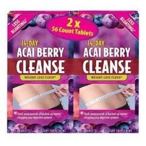 Acai Berry Cleanse 2 / 56 cajas CT.