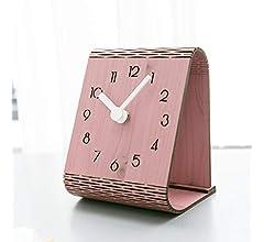 TH26 Relojes de Mesa for Sala de Estar decoración del Dormitorio ...