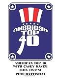 American Top 40 with Casey Kasem, Pete Battistini, 1418410705