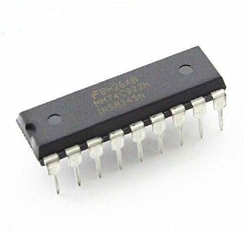 10PCS IC MM74C922N MM74C922 FSC ENCODER 16-KEY DIP-18 TOP