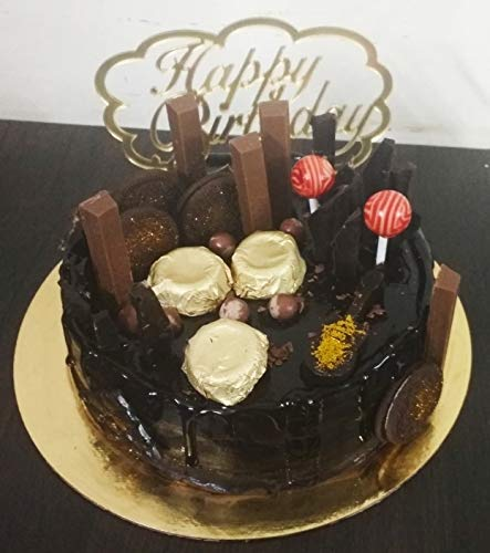 Peachy My Bakers Basket Veg Sponge Ganache Death By Chocolate Birthday Personalised Birthday Cards Vishlily Jamesorg