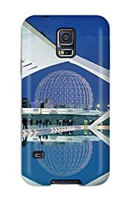 Logan E. Speck's Shop City Of Arts And Sciences Spain Durable Galaxy S5 Tpu Flexible Soft Case 7975987K80922912