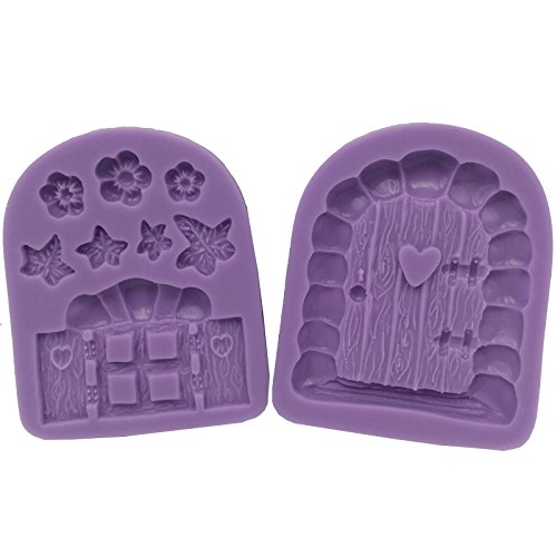 funshowcase-enchanted-vintage-fairy-garden-fairy-or-gnome-home-door-and-window-silicone-mold-for-sug