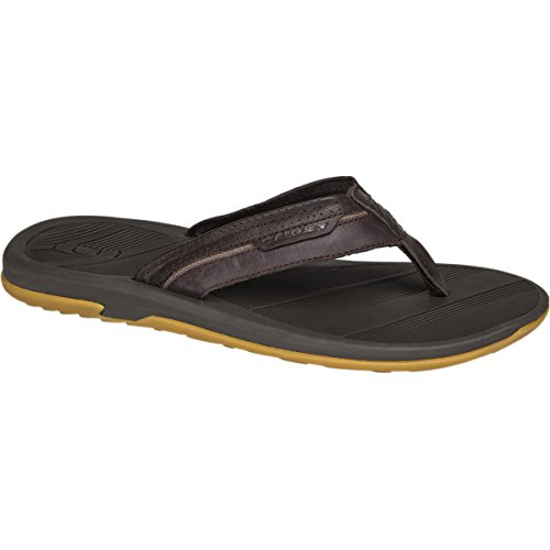 Oakley Mens Premier Sandal, Brown, Size 14