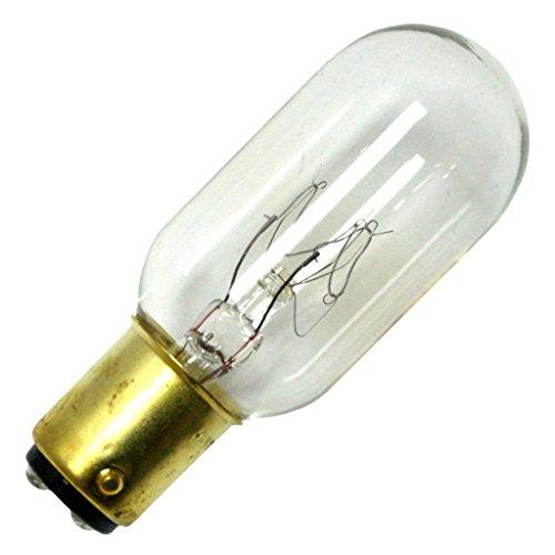 Clear Dc Bayonet Tube Bulb - 5