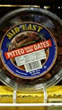 Mid East Pitted Deglet Noor Dates 32 Oz (12 Pack)