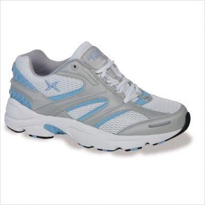 Aetrex Stealth Runner Stabillity Running Shoe Womens 10 Wide