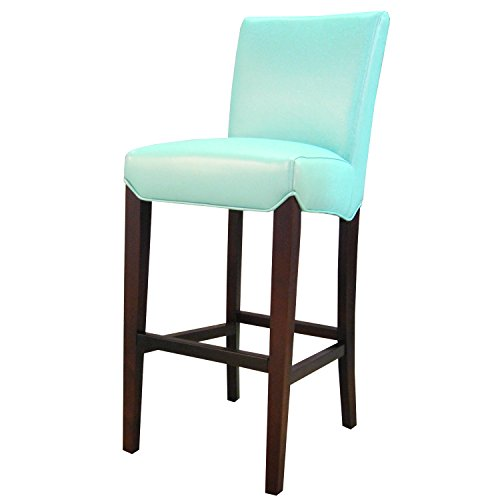 New Pacific Direct Milton Bonded Leather Bar Stool 29.5