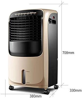 LXD Ventilador Calentador silencioso de uso doméstico Calefactor ...