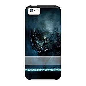 Awesome Design Ghost Hard Case Cover For Iphone 5c