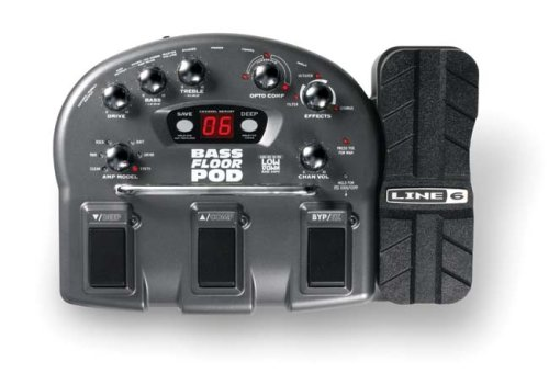 Line 6 Lowdown Bass - 2