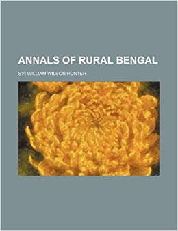 Book Annals of Rural Bengal