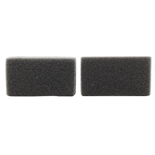 - 2 Replacement Reusable CPAP Foam Filters for Respironics PR System One REMstar Plus